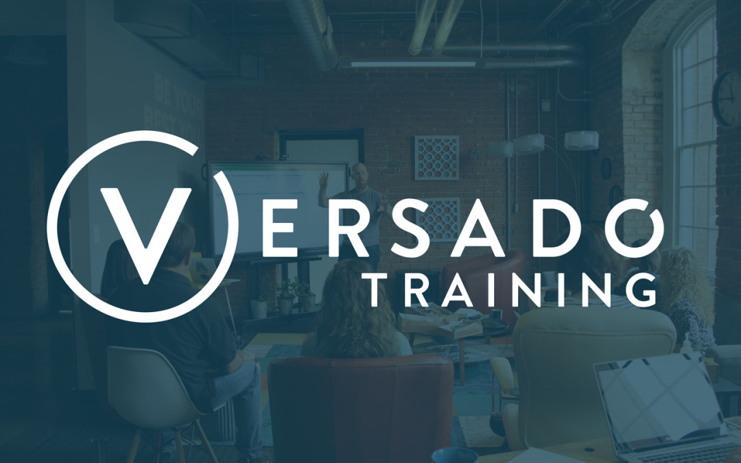 Welcome to the Versado Blog!