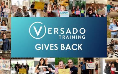 Versado Gives Back